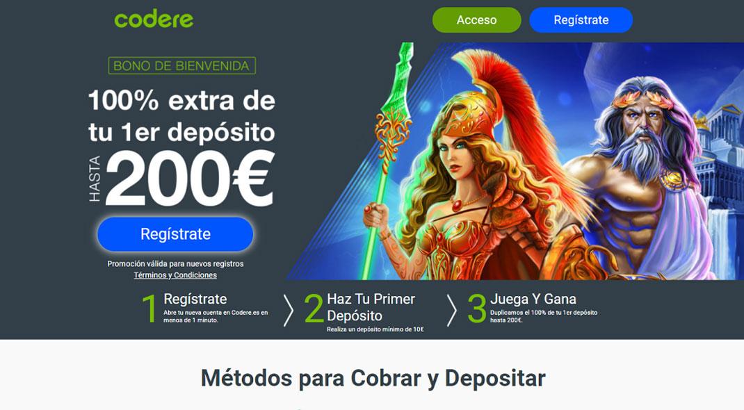 Codere Casino Reseña